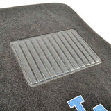 Dallas Cowboys 2-Piece Embroidered Car Mat