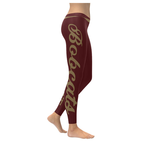 San Marcos University Women's Team Leggings; 2XS - 5XL available