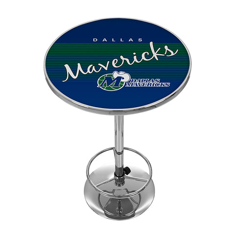 Dallas Mavericks Pub Table - 4 varieties available