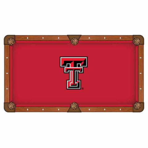 Texas Tech Red Raiders Pool Table Cloth by HBS