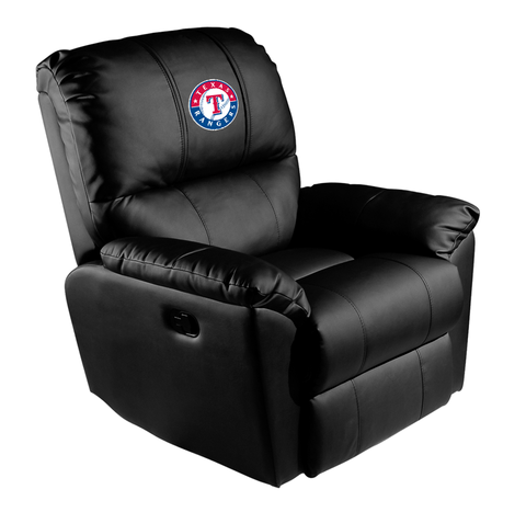 Texas Pro & Collegiate Teams' Rocker Recliner (A&M, Astros, Baylor, Mavs, Rangers, Spurs, Stars, U of H)