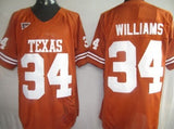 Texas Longhorns: Men's Shane Buechele, Vince Young, Earl Campbell, or Ricky Williams Jersey; S-3XL