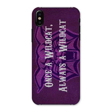 "Abilene Christian University ""Once a Wildcat, Always a Wildcat"" Phone Case"