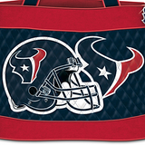 Houston Texans Tote Bag With Accessory Case