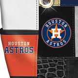 Houston Astros Patchwork Tote Bag With Team Logos