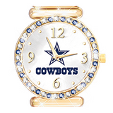 "Dallas Cowboys ""My Cowboys"" Ultimate Fan Women's Wristwatch"