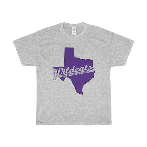 "Abilene Christian University ""Deep in the Heart"" Unisex Heavy Cotton Tee"