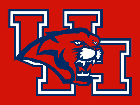 Houston Cougars 3' x 5' UH Logo Flag