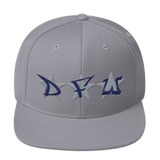 Dallas Football Graffiti Snapback Hat