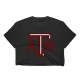 Texas A&M Aggies: Women's TAMU Crop Top
