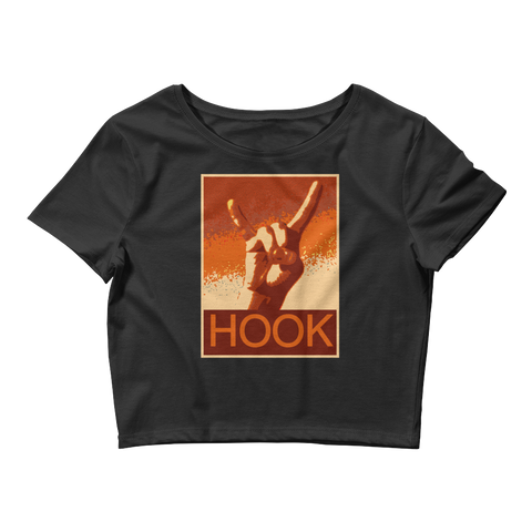 Texas Longhorns: Women's Leader-Inspired Crop Tee