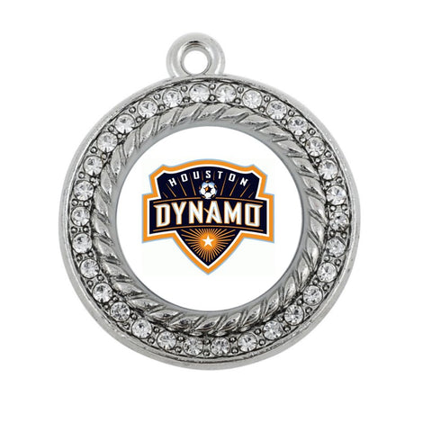 Houston Dynamo: Plated Antique Charm