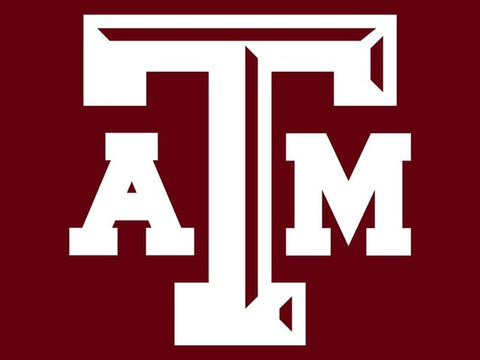 Texas A&M Aggies 3' x 5' Classic ATM (Mainly White) Flag