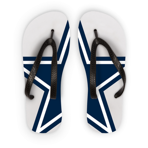 Dallas Cowboys: Flip Flops
