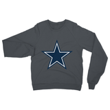Dallas Cowboys: Heavy Blend Crew Neck Sweatshirt