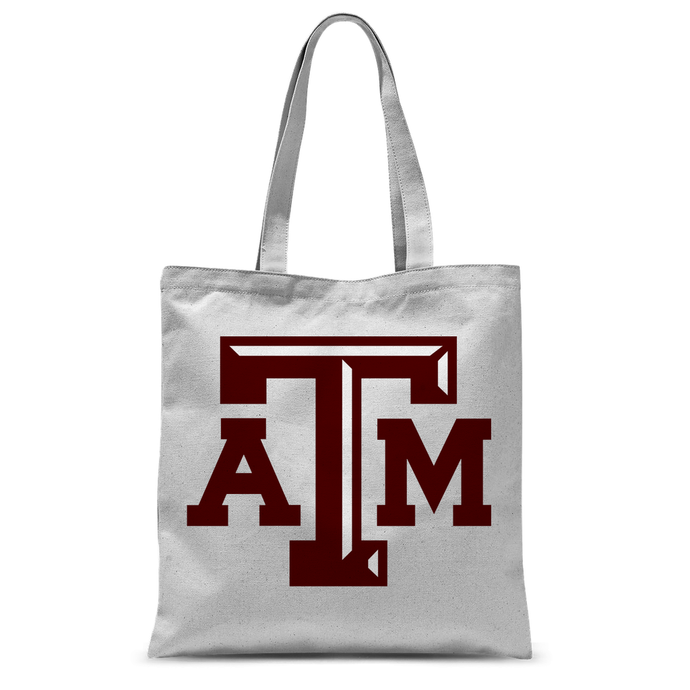 Texas A&M Aggies: Sublimation Tote Bag
