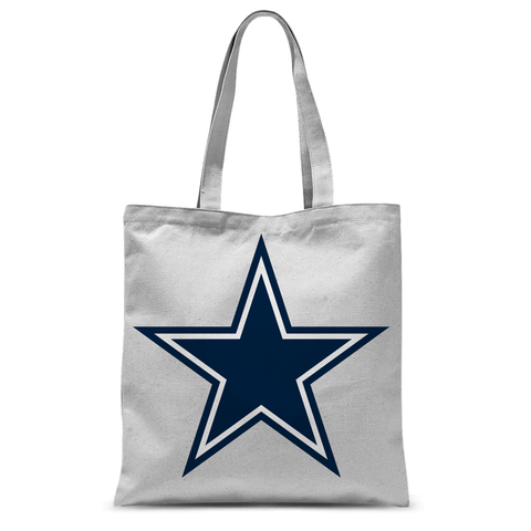 Dallas Cowboys: Sublimation Tote Bag