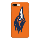 San Antonio Orange and Blue Bird Phone Case for iPhone or Galaxy