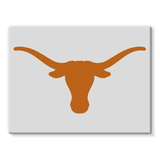 Texas Longhorns: Stretched Canvas