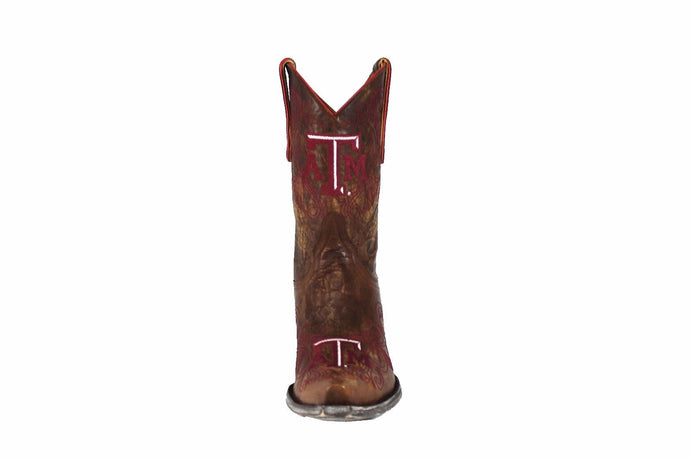 Texas A&M Aggies: Women's 10-inch Cowgirl Western Boots