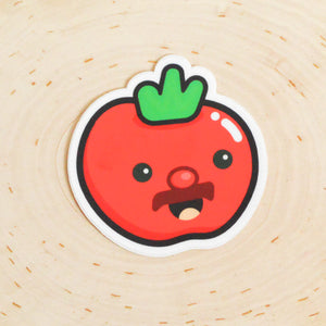 Mr. Tomato - Die Cut Sticker