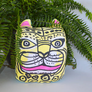Tiger Mask Pillow