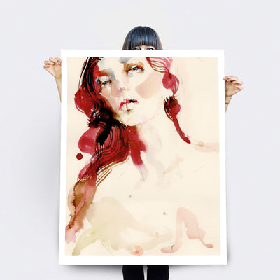 Art Print | Giclee Print | I See You