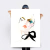 Art Print | Giclee Print | Softly