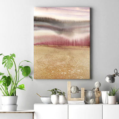 Art Print | Giclee Print | Gold Earth