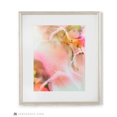 Matted Art Print : Wetlands 21