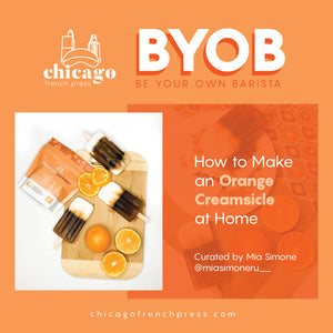 BYOB Series: Orange Creamsicle