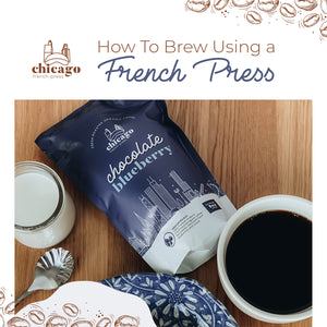 How To Brew CFP  Using A French Press Coffee Maker