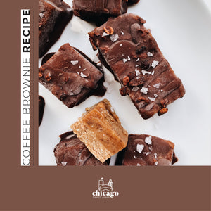 Coffee Brownie Recipe Using CFP