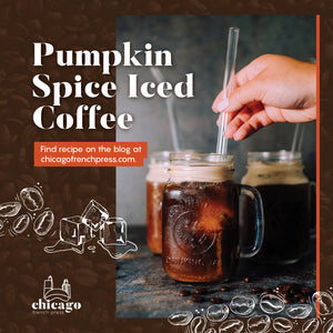 Recipe: Pumpkin Spice Iced Coffee