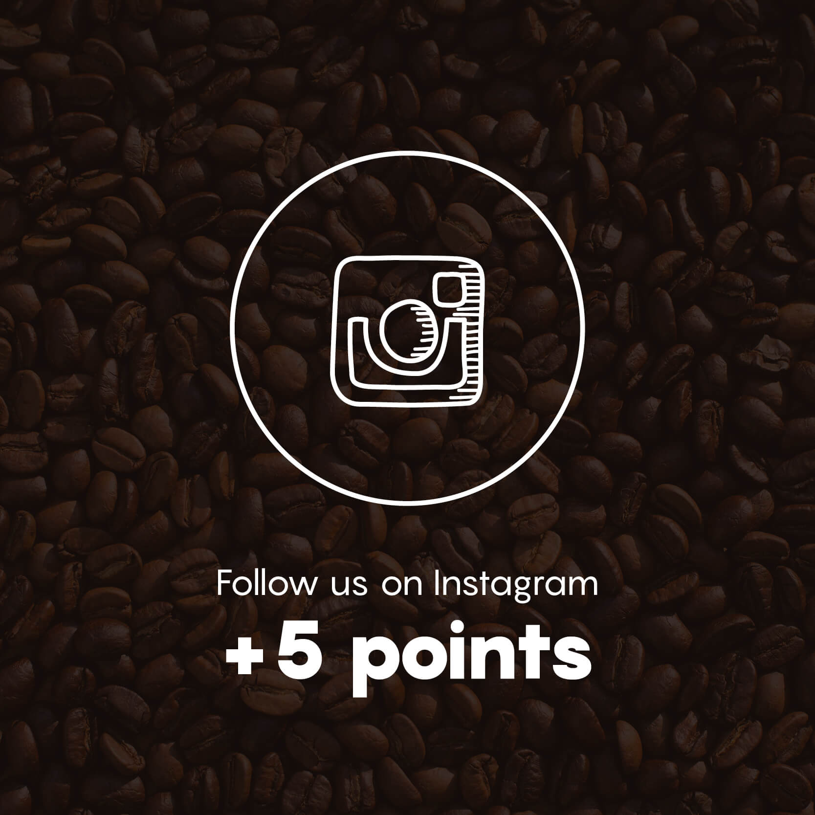 Follow us on Instagram +5 Points