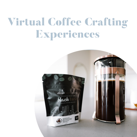 Virtual Corporate Coffee Events