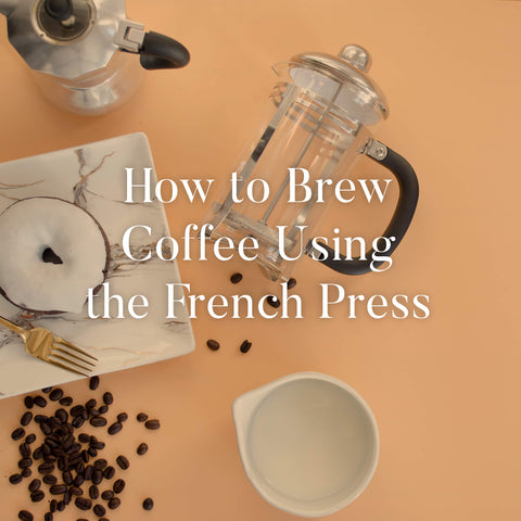Chicago French Press How To Brew French Press