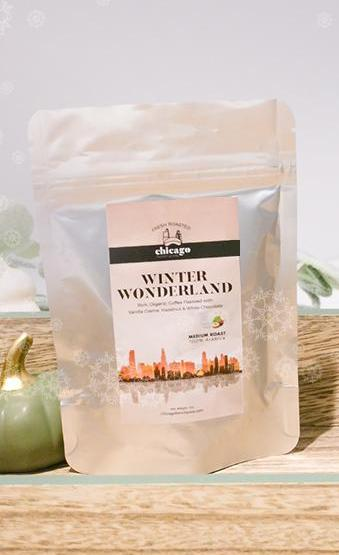 Winter Wonderland - 12oz Coffee Bag (Wholesale)