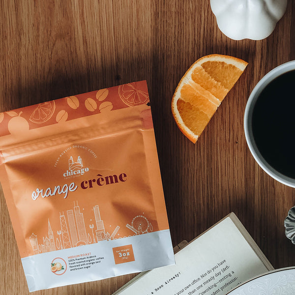 Orange Crème - 3 oz bag