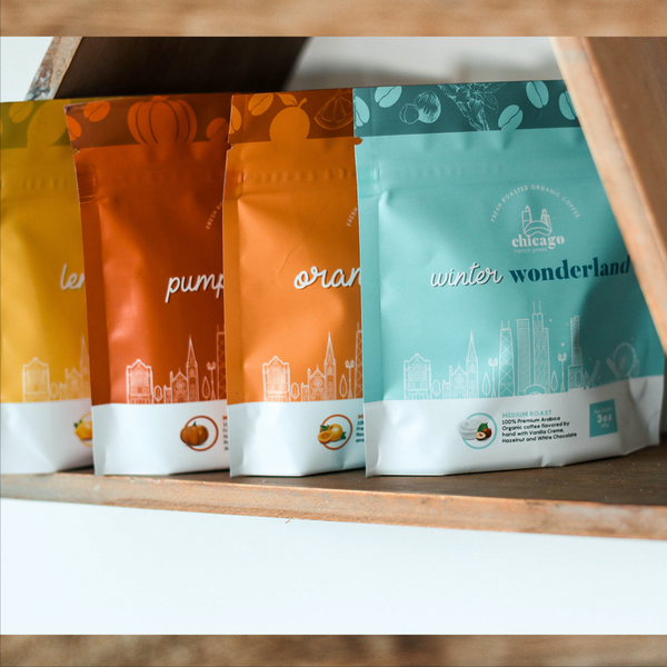 "The ""Rise"" Monthly Subscription (New Coffee Flavor Each Month)"