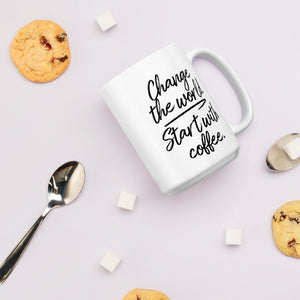 Change the World Mug