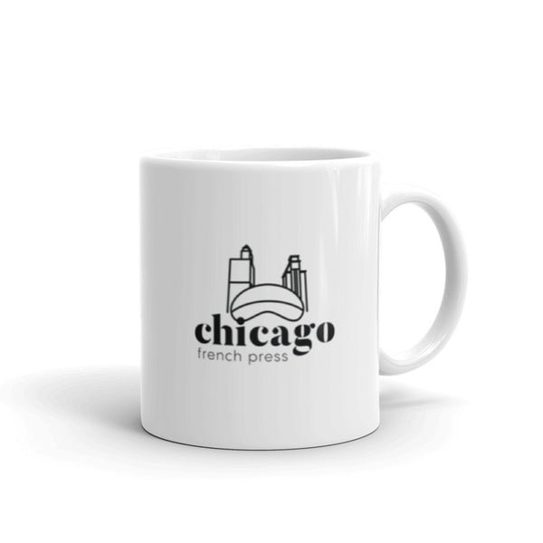 Chicago French Press Mug