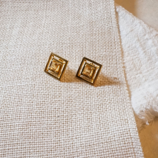 Collins Gold Studs