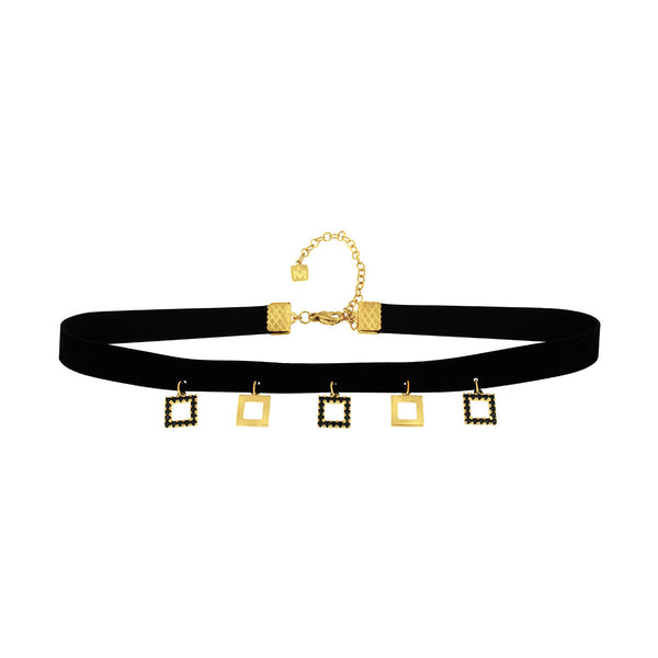 Jane Gold Choker