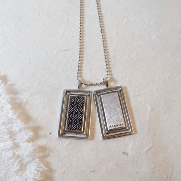 Lex Silver Necklace