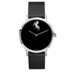Waterproof Horse Marble Luxury Wristwatch