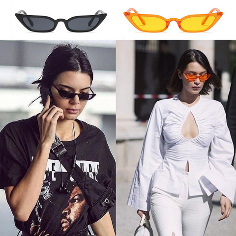 [50% Off Deal] Authentic New 2018 Hollywood Vintage Women Sunglasses