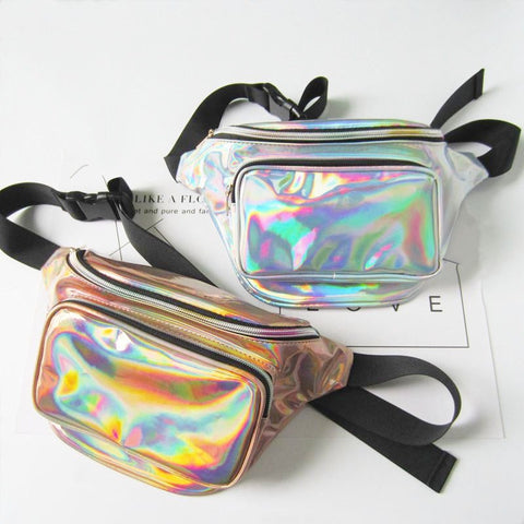 [50% Off Deal] Laser Fanny Pack