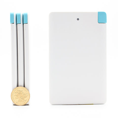 [50% Off Deal] Ultra Thin Must Have Universal Mobile USB  Portable Charger