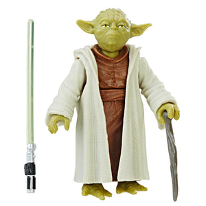 Star Wars Force Link Yoda 3.75 inch Action Figure